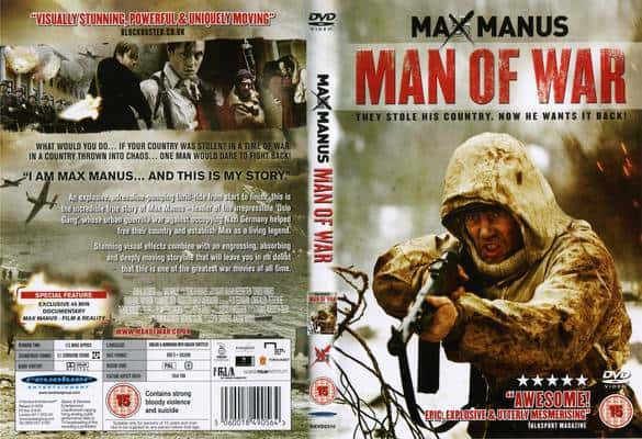 Max Manus Man of War 2008