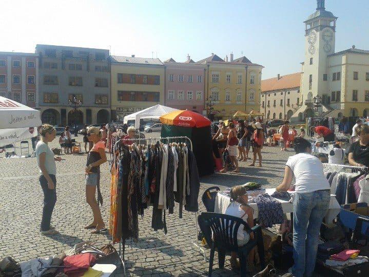 Bleší trh v Kroměříži